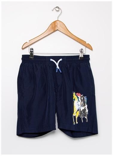 U.S. Polo Assn. U.S. Polo Assn. Şort Mayo Lacivert